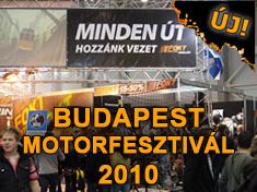 Budapest Motorfesztivál 2010