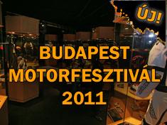Budapest Motorfesztivál 2011