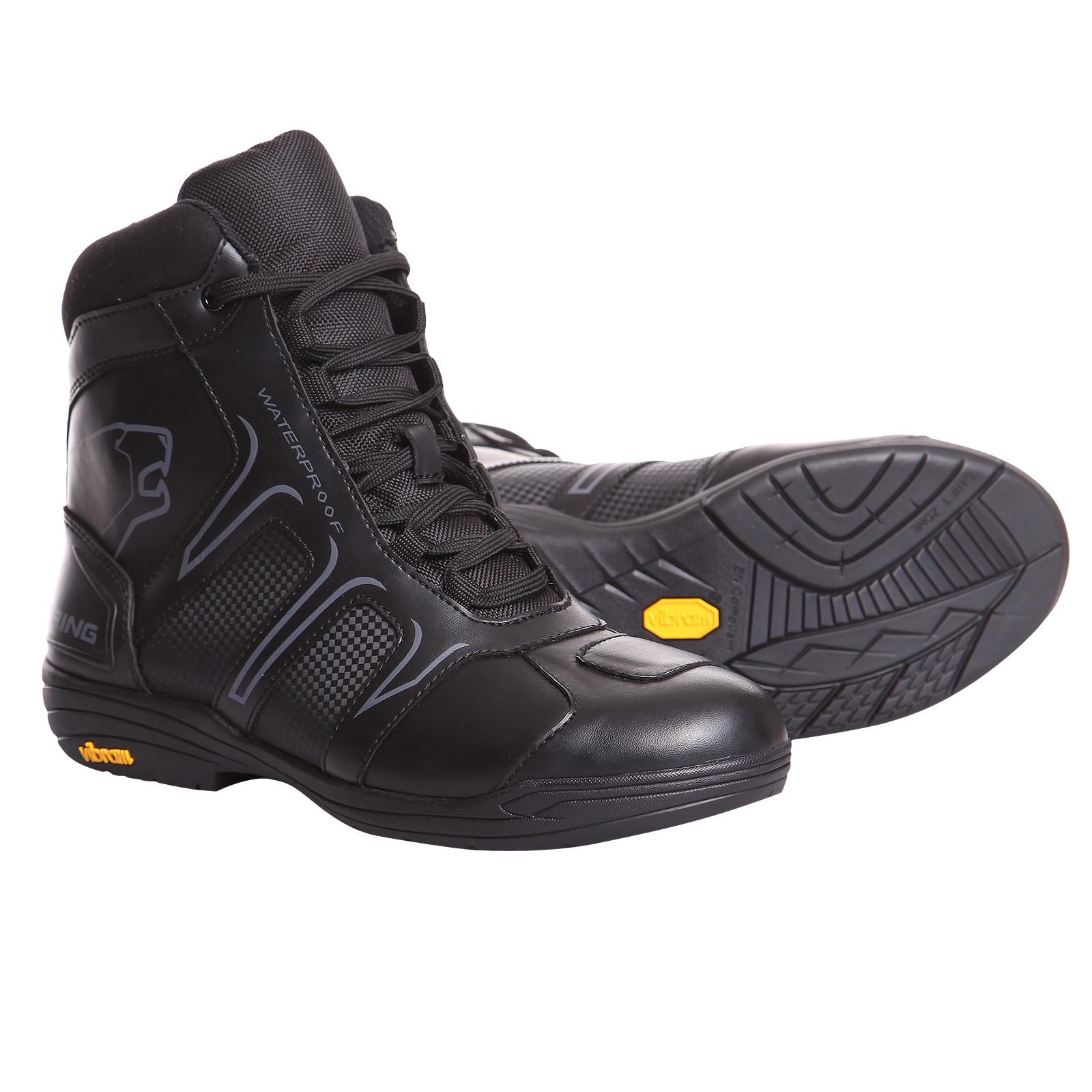 Walker BBO130 Cipők és csizmák Bering motoros ruházat