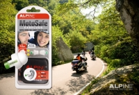 Alpine MotoSafe füldugó