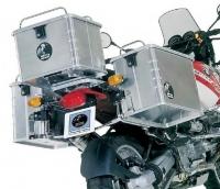ALU motoros doboz