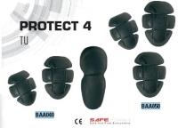 Protect 4 könyök-, váll- és térdprotektor