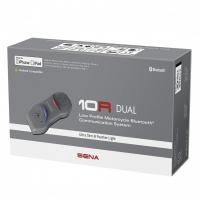 SENA 10R-DUPLA SZETT nagyon karcsú és pehely könnyű Bluetooth 4.1 kommunikációs szett