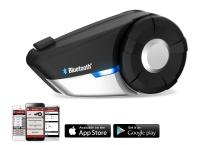 SENA 20S Bluetooth 4.1-es HD hangminőségű kommunikációs szett bukósisakokhoz