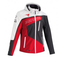 Racing Softshell pulóver