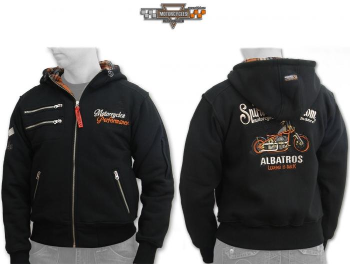 Albatros Black - BLK EX 43