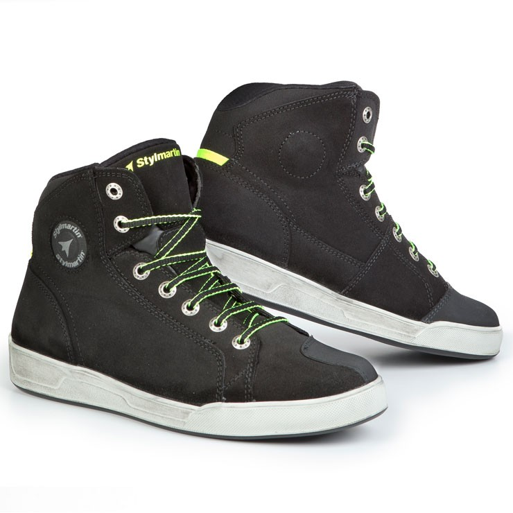 Seattle Evo - Nero-fekete - Csizmák és cipők - Stylmartin csizmák ... 618d64bfde