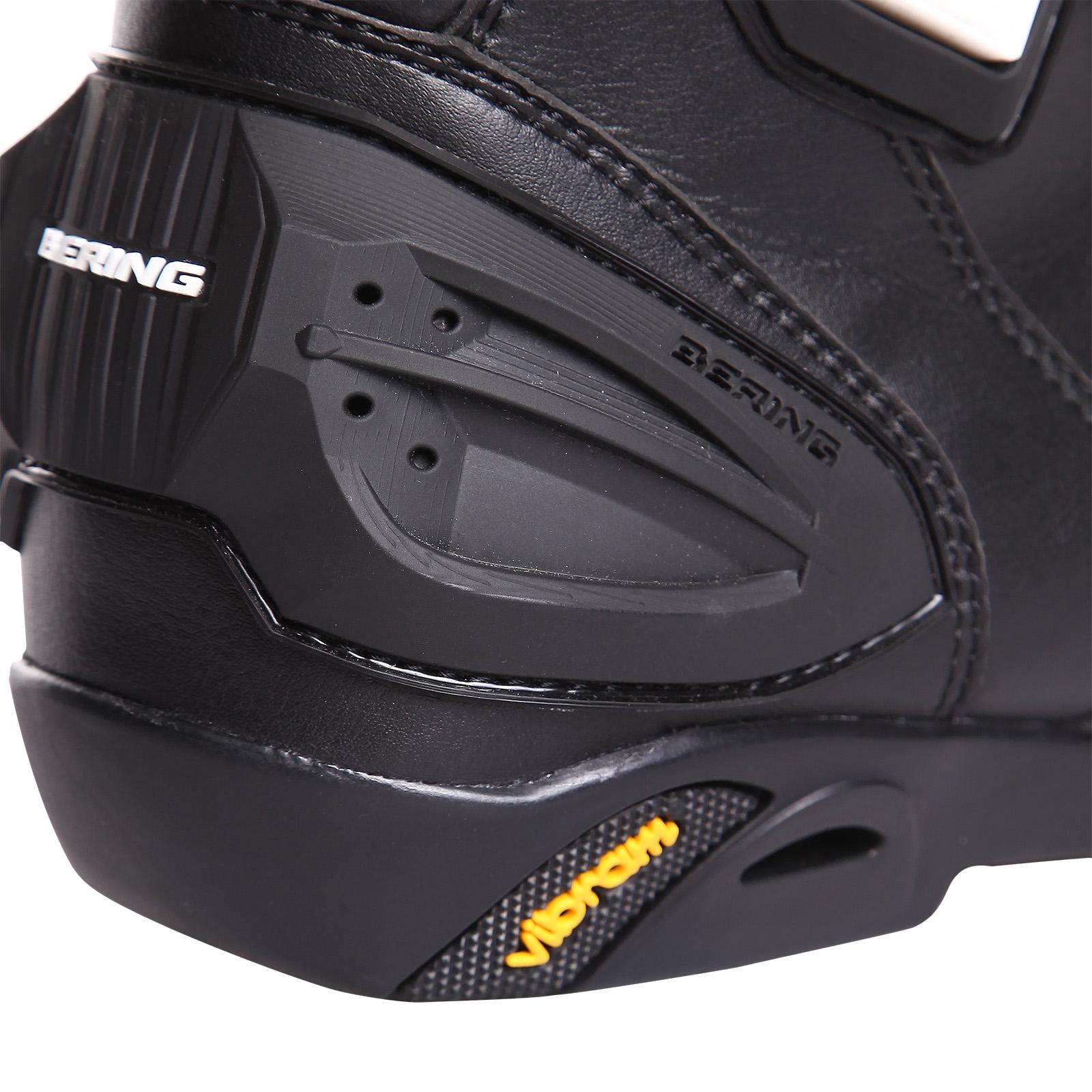 X Race R BBO110 Cipők és csizmák Bering motoros