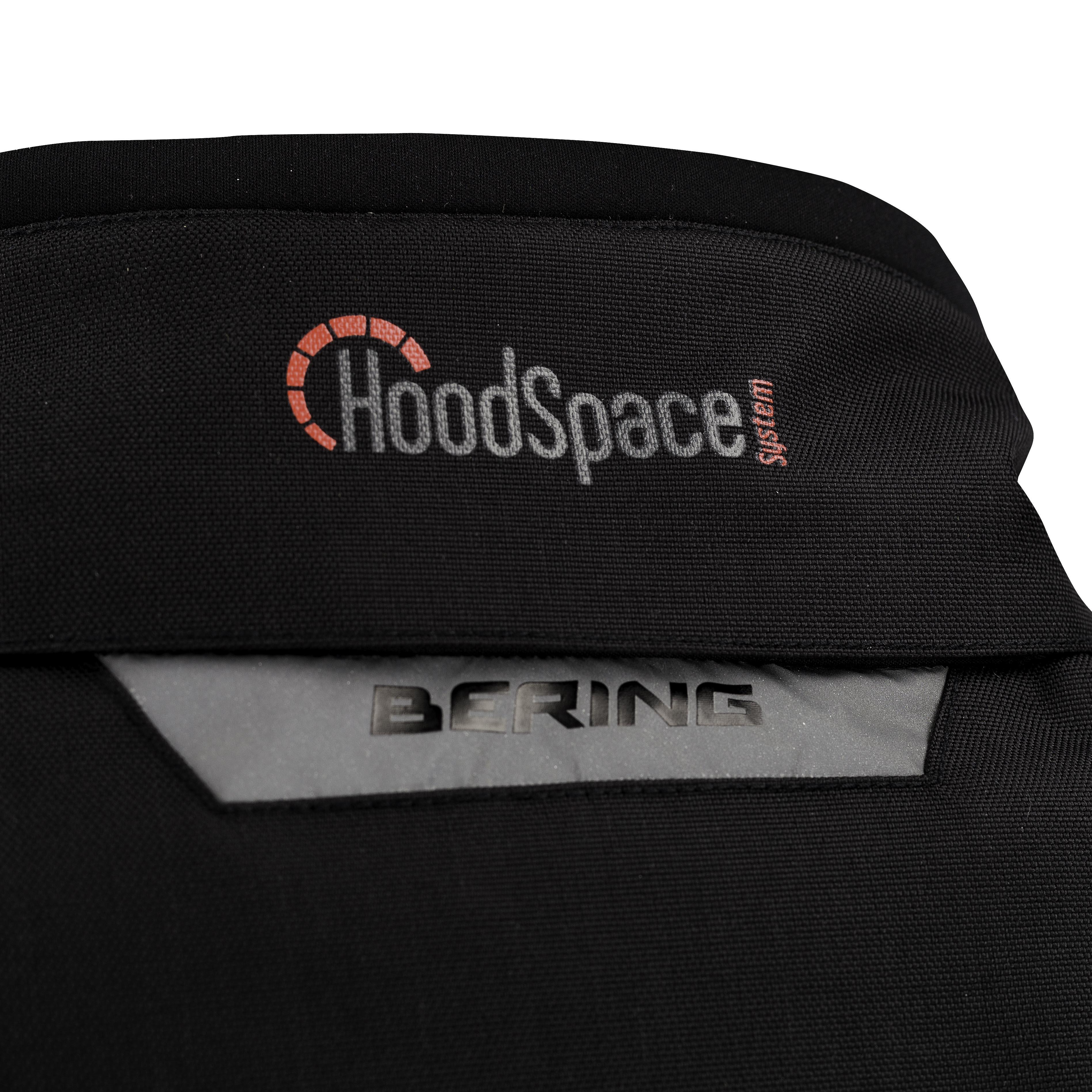 Zodd BTB550 Textil dzseki Bering motoros ruházat