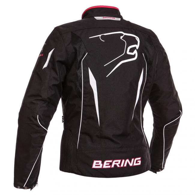 Bering motoros nadrág T2es méret fekete | motoapro.hu