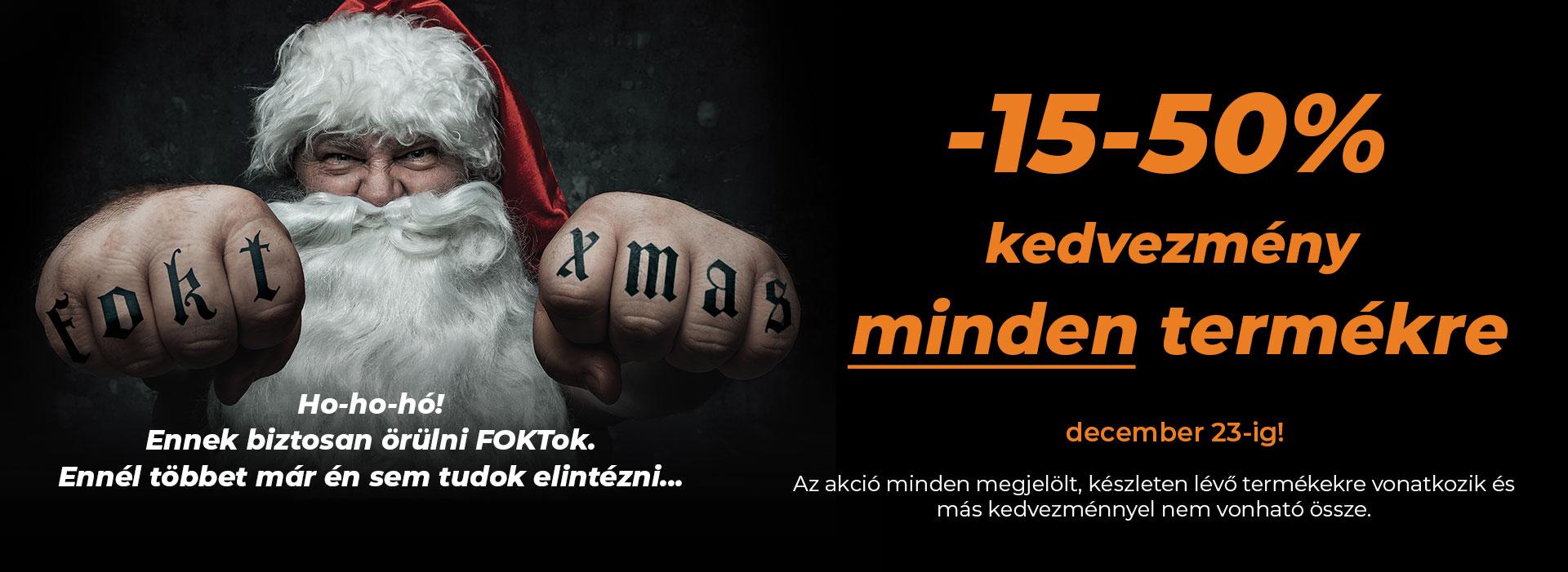 FOKT XMAS MINDEN