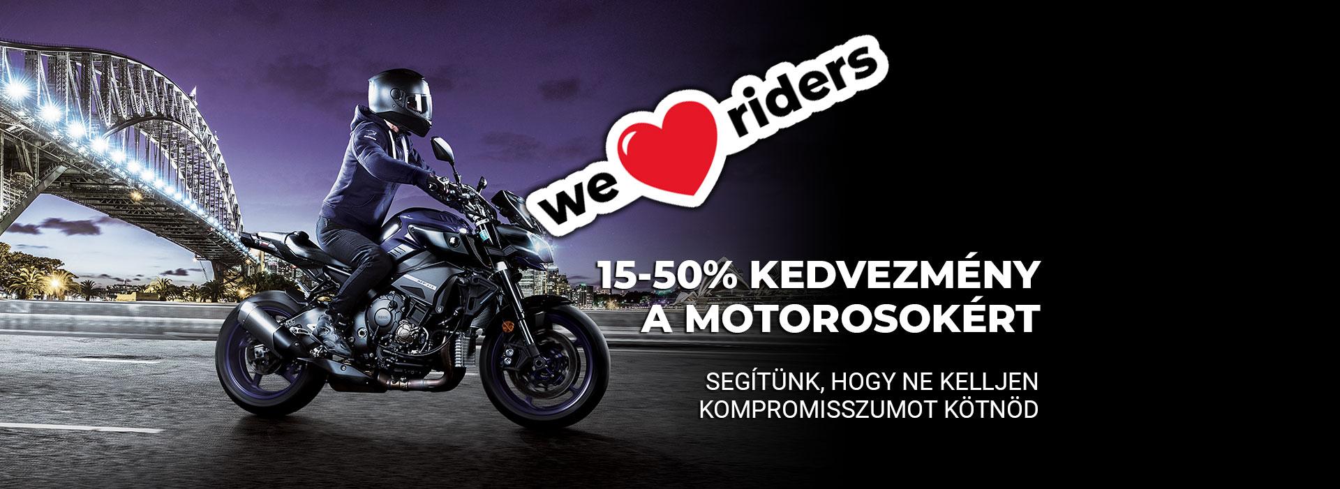 We-love-bikers