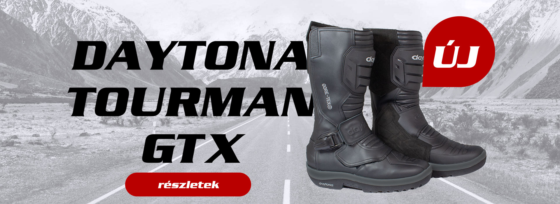 Daytona transtourman gtx