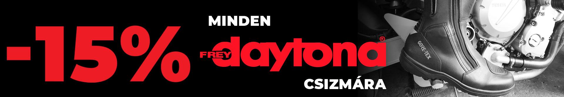 Daytona 15%