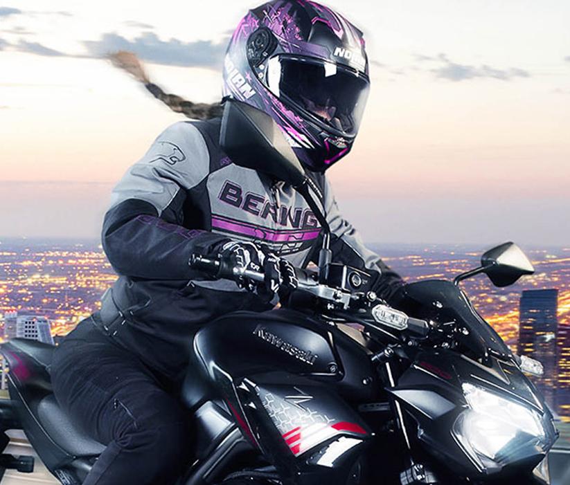 Bering motoros ruházat 2021